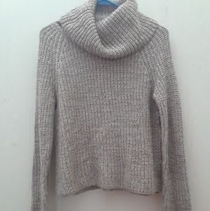 NWT Mossimo cowl neck sweater